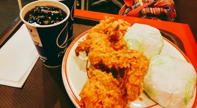 Photo of Fried Chicken Joint KFC Bangkong at Jl. Mt. Haryono, Semarang, Indonesia
