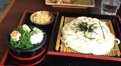 Photo of Food セルフうどん まんてん at 野殿西町450-5, 岡山市 700-0066, Japan
