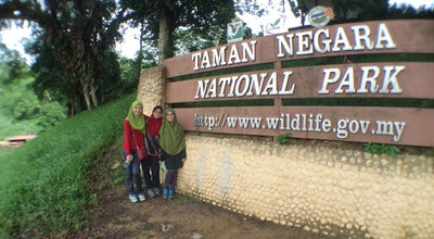 Photo of National Park Taman Negara at Taman Negara Kuala Tahan, Jerantut 27020, Malaysia