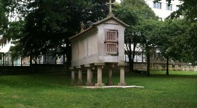 Photo of Park Parque de Santa Margarita at Avenida Finisterre, A Coruña 15004, Spain