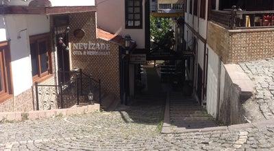 Photo of Steakhouse Nevizade Otel Restaurant at Hatuniye Mah. Hazeranlar Sok, Amasya, Turkey