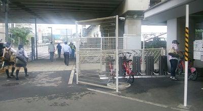 Photo of Bike Rental / Bike Share 横浜コミュニティサイクル baybike No.36 紅葉坂下 at 中区桜木町1, 横浜市 231-0062, Japan