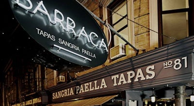 Photo of Spanish Restaurant Barraca at 81 Greenwich Ave, New York, NY 10014, United States