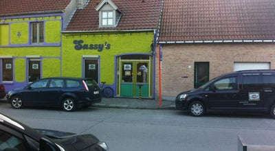 Photo of Pizza Place Sassy's at Steensedijk 23, Oostende 8400, Belgium