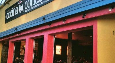 Photo of Mexican Restaurant Cocina Condesa at 11616 Ventura Blvd, Studio City, CA 91604, United States