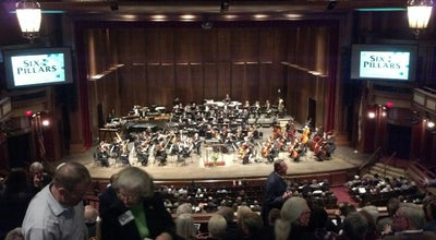 Photo of Concert Hall Ruby Diamond Concert Hall at 600 Po Box, Tallahassee, FL 32306, United States