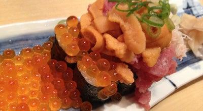 Photo of Sushi Restaurant 魚の巣 at 西宮市, Japan