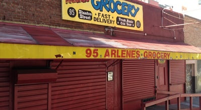Photo of Rock Club Arlene's Grocery at 95 Stanton St, New York, NY 10002, United States