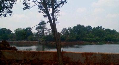Photo of Lake Situ Kedaung at Jl. Pajajaran, Pamulang Barat, Tangerang, Indonesia