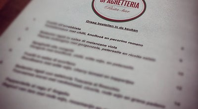 Photo of Italian Restaurant Spaghetteria at Van Woustraat 123, Amsterdam, Netherlands