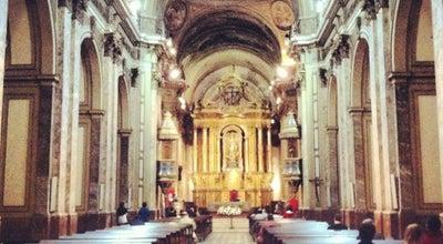 Photo of Church Catedral Metropolitana de Buenos Aires at Av. Rivadavia 437, Capital Federal, Argentina