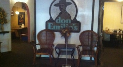 Photo of Mexican Restaurant Don Emilio's at 2521 Murdoch Ave, Parkersburg, WV 26101, United States