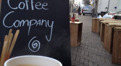 Photo of Coffee Shop Coffee Company at Korte Poten 21, Den Haag 2511 EB, Netherlands