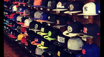 Photo of Clothing Store New Era at 9 E 4th St, New York, NY 10003, United States