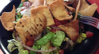 Photo of Mediterranean Restaurant Pita Kabob and Grill at 2226 S Mooney Blvd, Visalia, CA 93277, United States