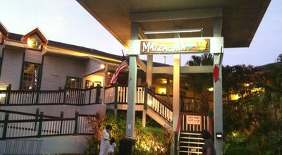 Photo of Italian Restaurant Matzaluna at 1200 Periwinkle Way, Sanibel, FL 33957, United States