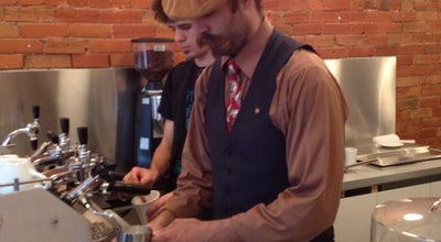 Photo of Coffee Shop Boxcar Coffee Roasters at 1825 Pearl St, Boulder, CO 80302, United States