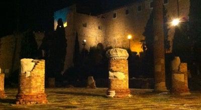 Photo of Castle Castello San Giusto at Via Dell'asilo, Trieste 34100, Italy