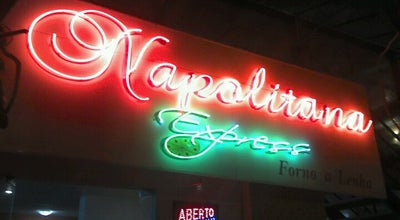 Photo of Pizza Place Napolitana Express at R. Cel. Schwab Filho, 464, Vitória 29050-780, Brazil