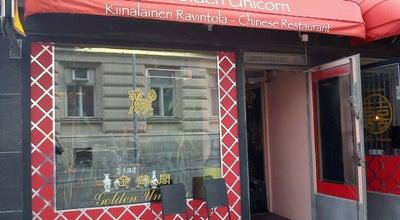 Photo of Chinese Restaurant Golden Unicorn at Hallituskatu 5, Tampere, Finland
