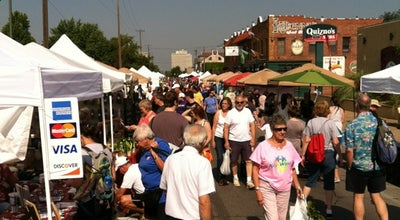Photo of Farmers Market Cherry Street Farmers Market at E. 15th St., Tulsa, OK 74103, United States