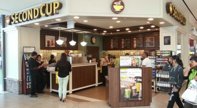 Photo of Coffee Shop Second Cup at 300 Borough Dr., Toronto, ON M1P 4P5, Canada
