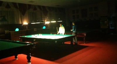 Photo of Pool Hall бомонд at Russia
