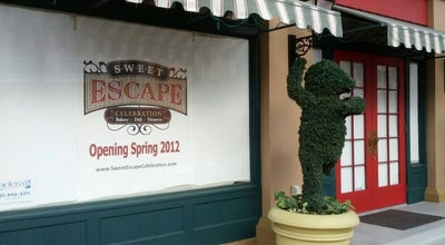 Photo of Bakery Sweet Escape Celebration at 603 Market St, Celebration, FL 34747, United States