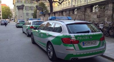 Photo of Police Station Polizeipräsidium München at Ettstraße 2, München 80333, Germany