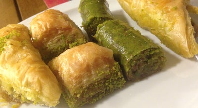 Photo of Dessert Shop Faruk Güllüoğlu at Osman Paşa Caddesi̇, Lefkoşa, Cyprus