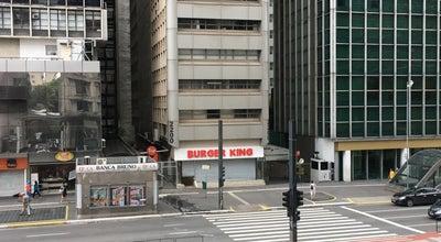 Photo of Fast Food Restaurant Burger King at Av Paulista, 2202, São Paulo, Brazil