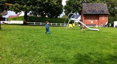 Photo of Playground speelplein meikever at Meikeverstraay, Rumbeke 8800, Belgium