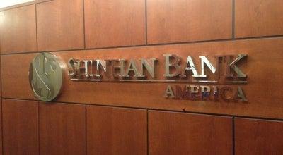 Photo of Bank Shinhan Bank America NYHQ at 330 5th Ave, New York, NY 10001, United States