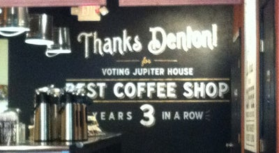 Photo of Coffee Shop Jupiter House Coffee at 106 N Locust St, Denton, TX 76201, United States