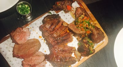 Photo of Argentinian Restaurant CAU at Mediacityuk, United Kingdom