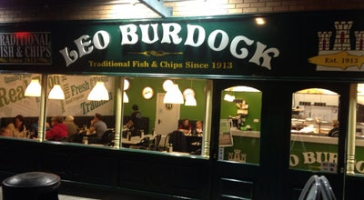 Photo of Fish and Chips Shop Leo Burdocks at The Square, Tallaght 24, Ireland