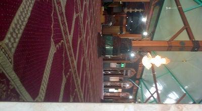 Photo of Mosque Mesjid Jami Banjarmasin at Sungai Jingah, Banjarmasin, Indonesia