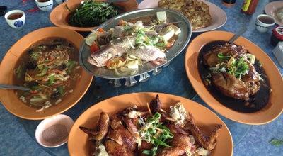Photo of Chinese Restaurant 义友海鲜饭店 Yee Yew at Taman Tringkap, Brinchang, Malaysia