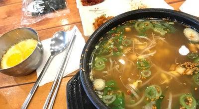 Photo of Korean Restaurant 현대옥 at 완산구 화산천변2길 3, 전주시 506-839, South Korea