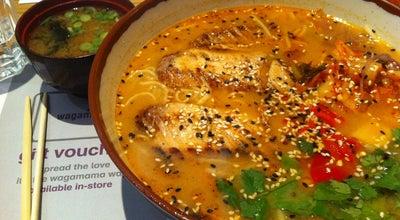 Photo of Asian Restaurant Wagamama at 4-5 S Main St, Cork, Ireland