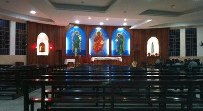 Photo of Church Paróquia Nossa Senhora de Fátima at Av. Dorival Cândido Luz De Oliveira, 8069, Gravataí, Brazil