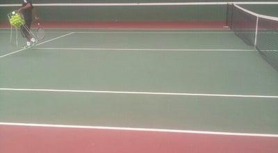 Photo of Tennis Court Deportivo Petrolero at Interior Del Campo Pemex, Poza Rica, Mexico