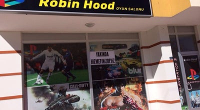 Photo of Arcade Robin Hood ps3 at Necip Fazıl Mah. Fatih Cd. No:36/a, Konya 42090, Turkey