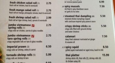 Photo of Thai Restaurant Green Papaya at 2401 Yonge Street, Toronto, Ca, Canada