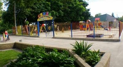 "Photo of Playground Детская площадка ""Симба"" at Пр. Юбилейный, 26а, Запорожье 69076, Ukraine"