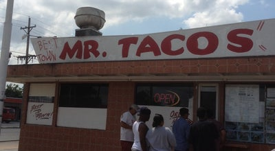 Photo of Mexican Restaurant Mr. Taco at 130 N Lewis Ave, Tulsa, OK 74110, United States