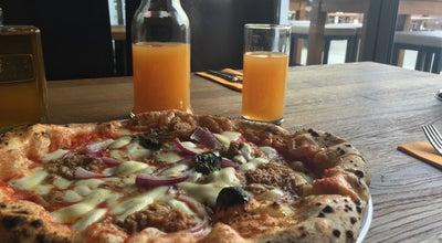 Photo of Pizza Place Pizza Quartier at Karmelitermarkt 96, Vienna 1020, Austria