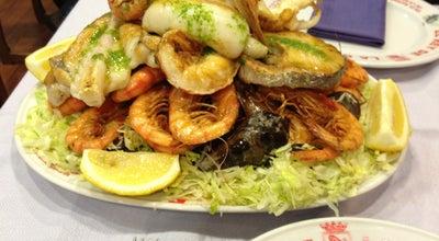 Photo of Seafood Restaurant El Rey de la Gamba at Pg. Joan De Borbó, Barcelona 08003, Spain
