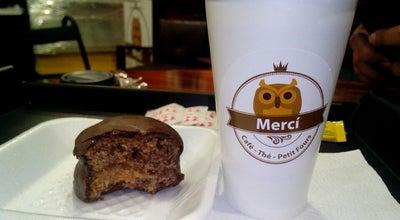 Photo of Breakfast Spot Mercí Café Thé Petit Fours at Av. Irala Galeria Le Lis Blanc Local #8, Santa Cruz, Bolivia