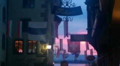 Photo of Italian Restaurant Ristorante Fischmärt at Fischmarkt 15, Zug 6300, Switzerland